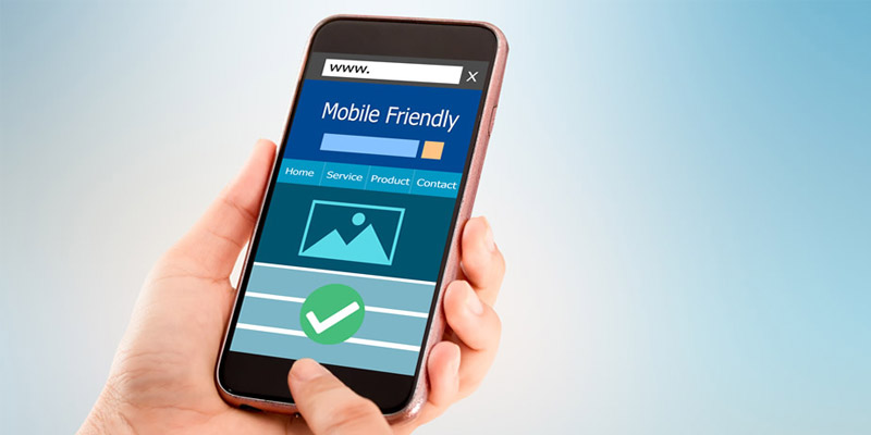Importance of having a mobile friendly website