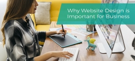 WHY IS WEBSITE DESIGN IS IMPORTANT FOR BUSINESS